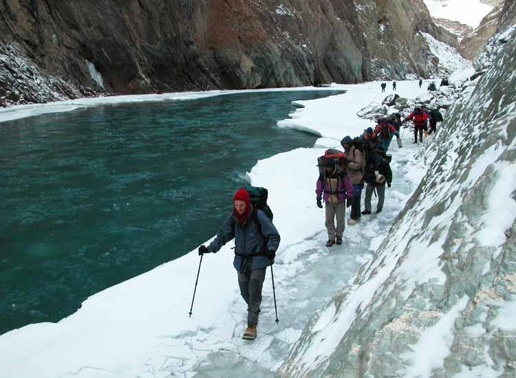 Chadar-Trekking-Tour