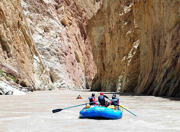 Rafting-in-Ladakh