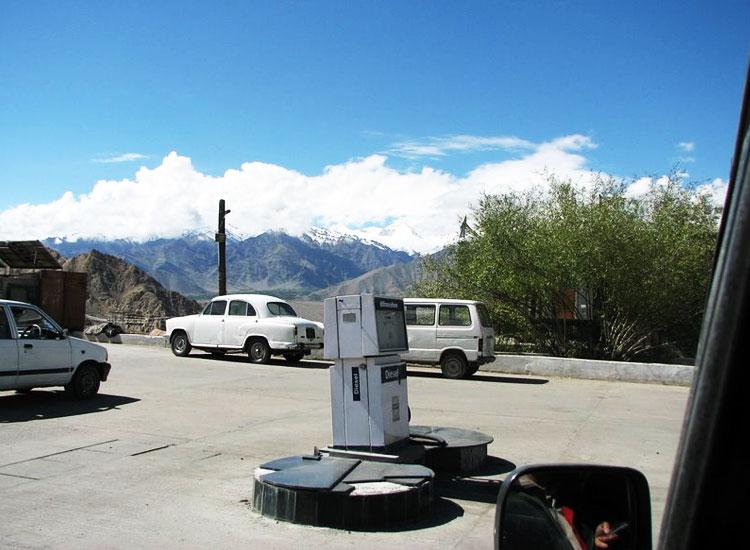 Manali Petrol Pump