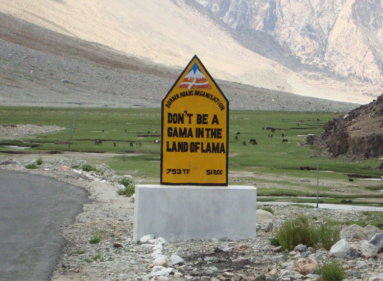 dont-be-a-gama,-in-the-land-of-lama
