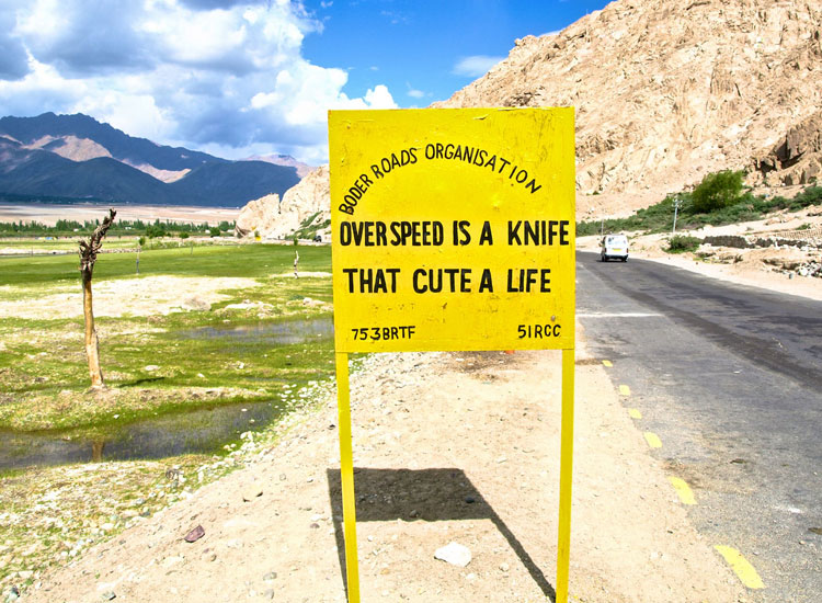 over-speeding-is-a-knife,-that-cuts-a-life