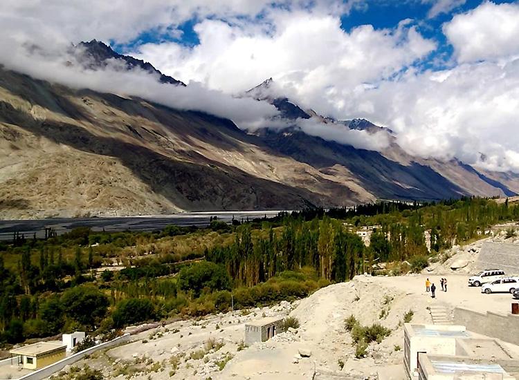 Panamik-Ladakh
