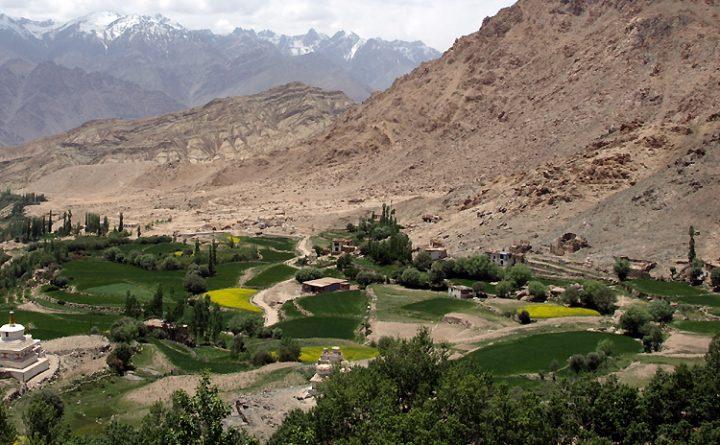 Rumtse-Ladakh