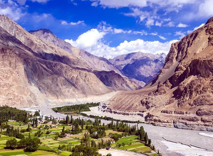Turtuk-Ladakh