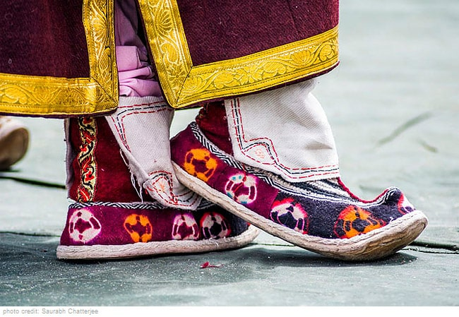 Pabu - Ladakhi Footwear
