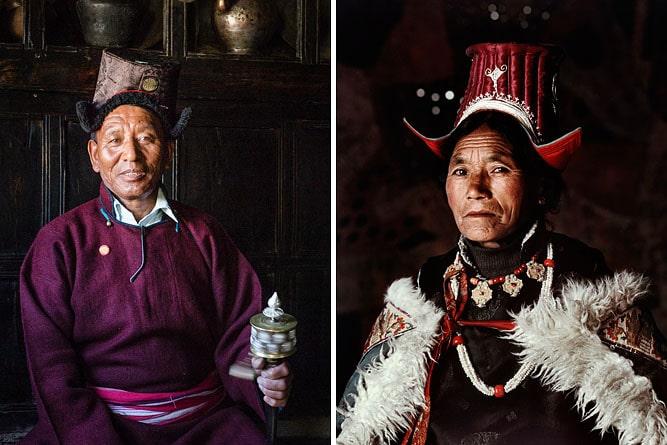 Tipi or Tibi Ladakhi Hat